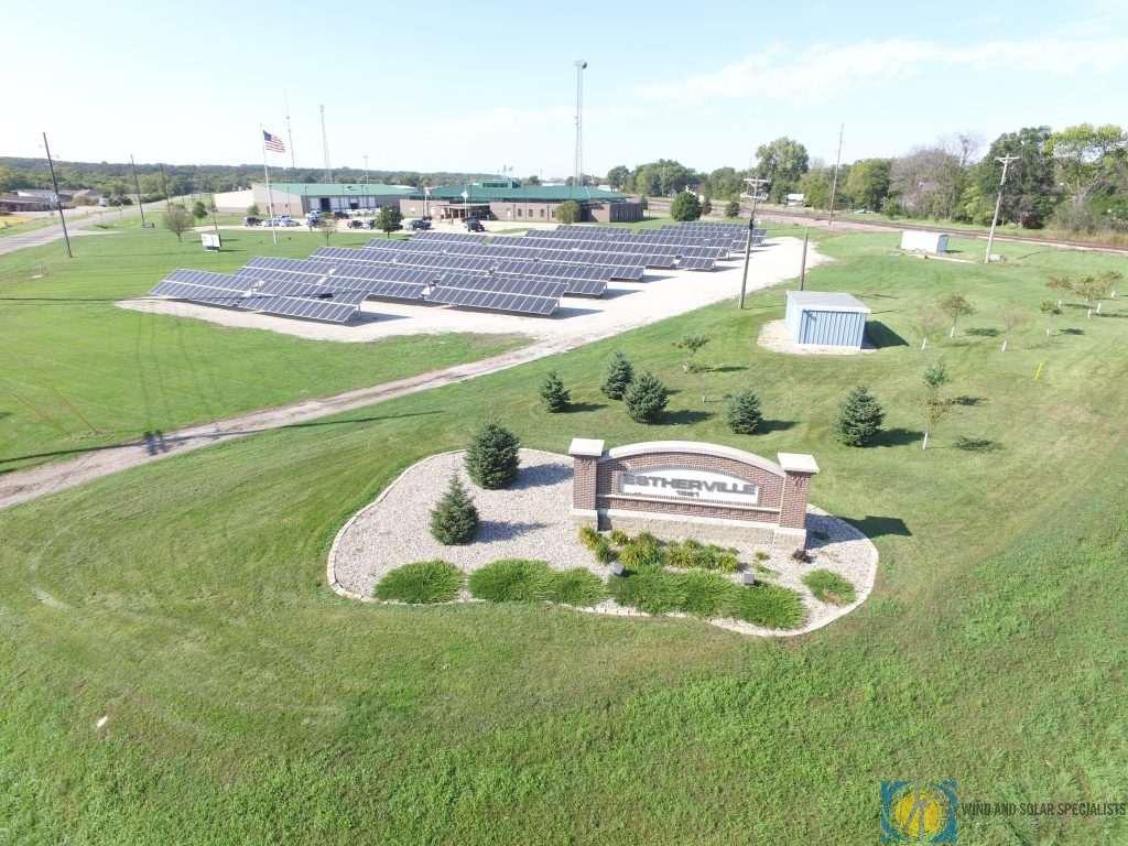 Estherville Solar Power