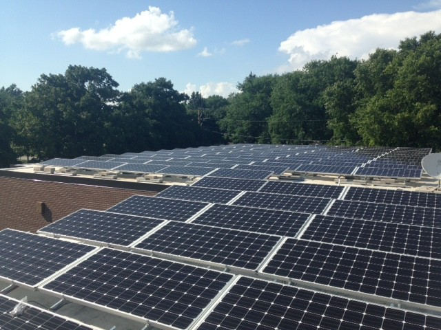 Roof Mount Solar Power