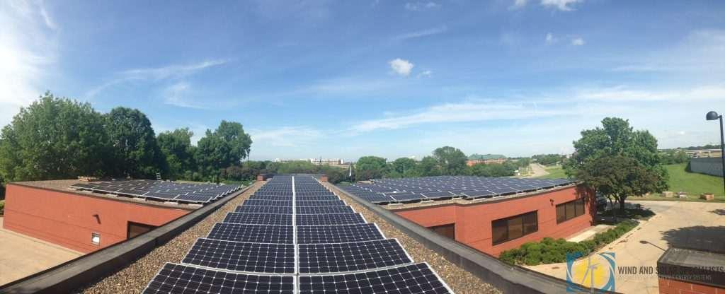 West Des Moines Roof Mount System
